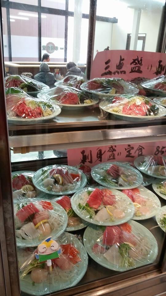 海鮮市場食堂OPEN
