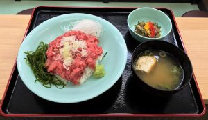 ワンコインネギトロ丼☆12月9日(土)は特売です!