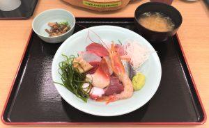 海鮮丼☆10月12日(金)は特売です!