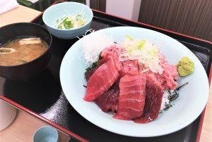まぐろ漬&ネギトロ丼☆9月22日(土)は特売です!