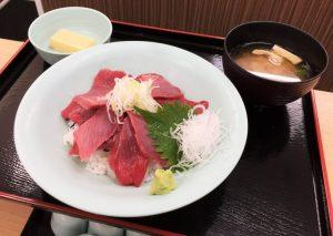 鉄火丼☆12月14日(金)は特売です!